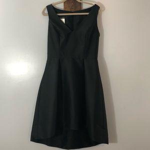 Bridesmaid/sleeveless dress by Alfred Sung, sz 14